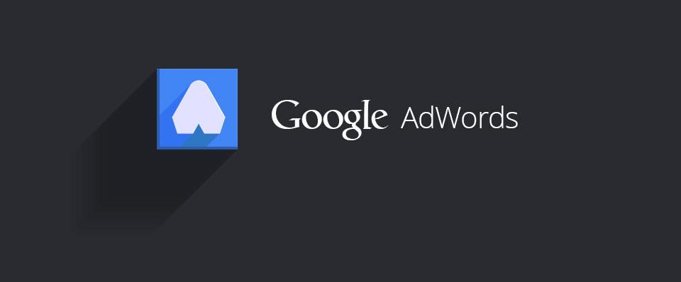 Google AdWords Sökordsannonsering