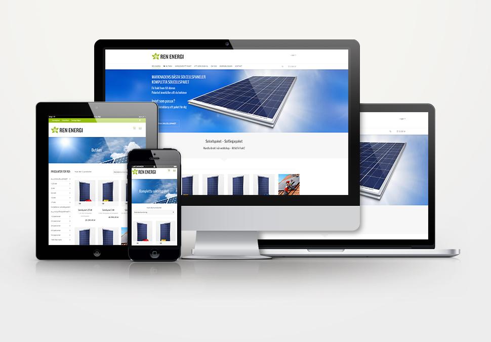 Responsive Webbdesign