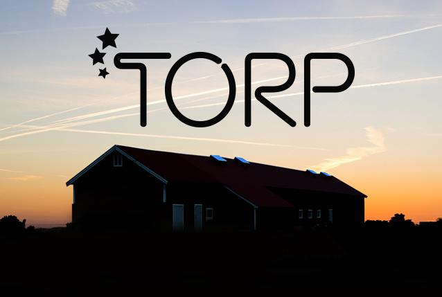 Ny hemsida Torp
