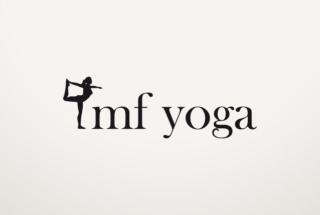 Logotyp MF-Yoga