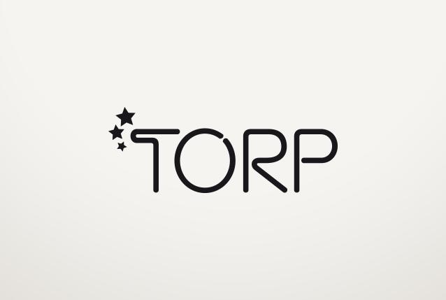 Logotype Torp