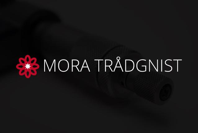 Logotyp Mora Trådgnist AB