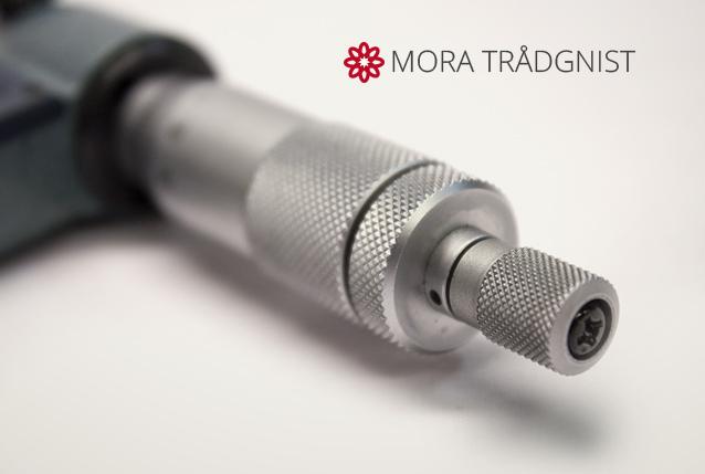 Mora Trådgnist – ny webbplats