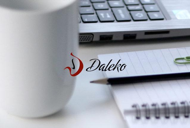 Daleko Bokföringsbyrå – Ny hemsida